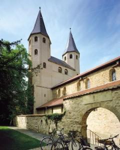 Kloster Drübeck außen