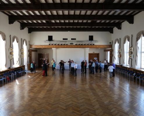 Bad Kösen Tanzsaal